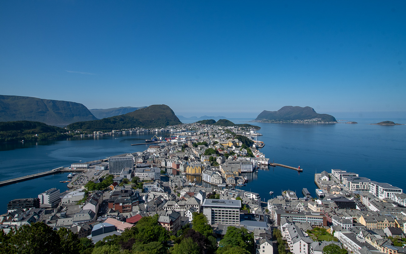 Ålesund Norge